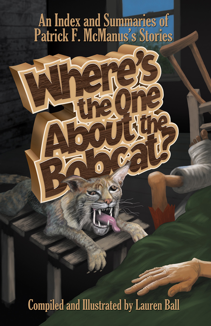 Where's the One About the Bobcat? | McManus Index